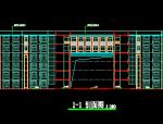 贵州某职业技术学院建筑施工图纸