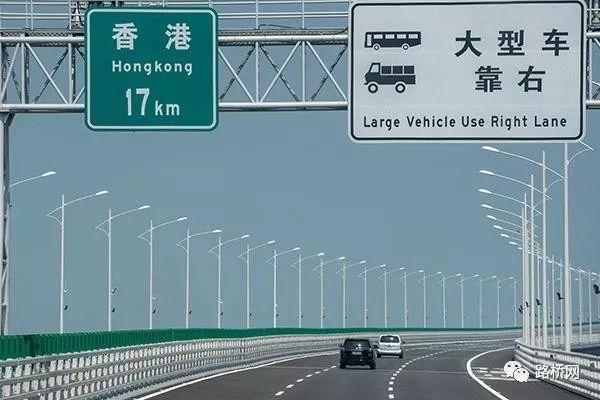 再探港珠澳大桥:从防撞护栏和隧道消防两细节看大桥安全保障