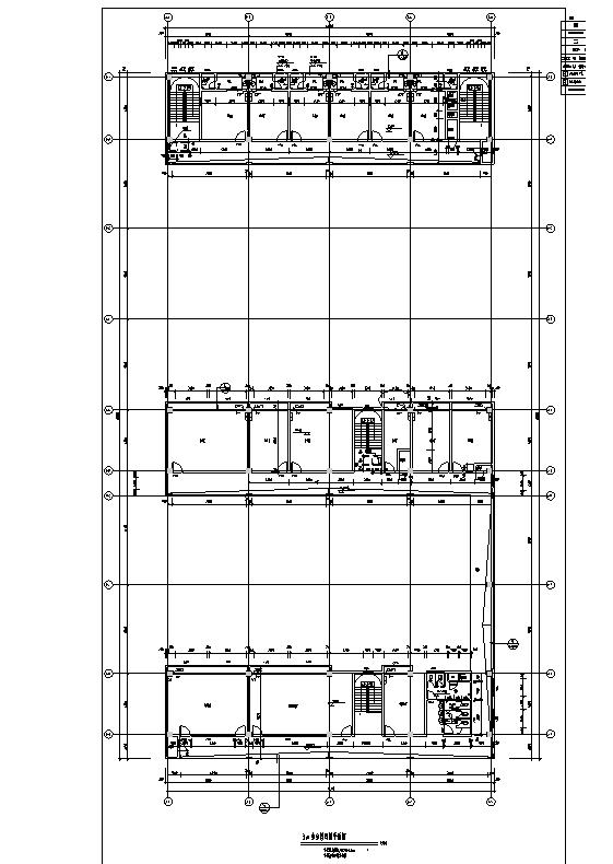 [广东]殡仪馆改扩建图纸v图纸项目cad打开图纸可以图片