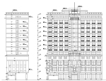 城市酒店建筑设计方案(方案CAD)