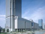 上海世界贸易商城建筑施工图(华东院图纸)