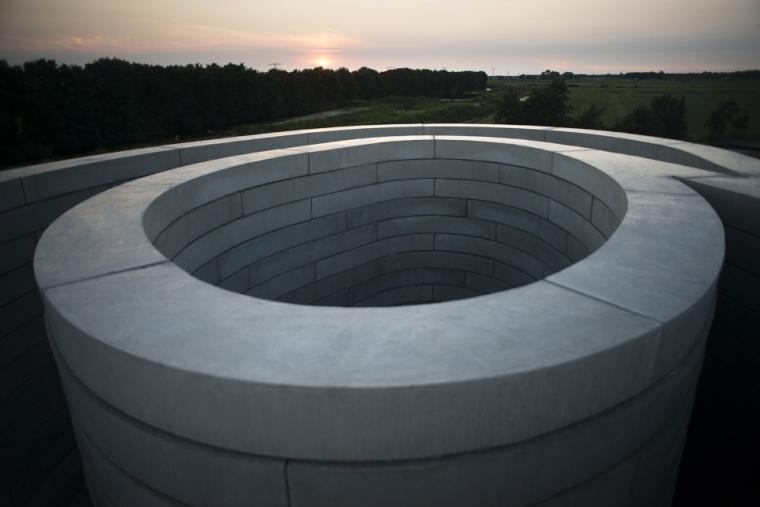 """""""邪恶之路""""上的观景塔,荷兰/NEXTarchitects_8"""