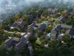 [陕西]西安院子样板区公共景观设计(新中式,新亚洲)