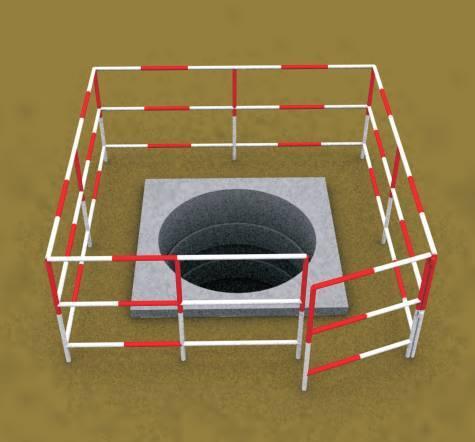 图文解析常用标准化洞口防护措施