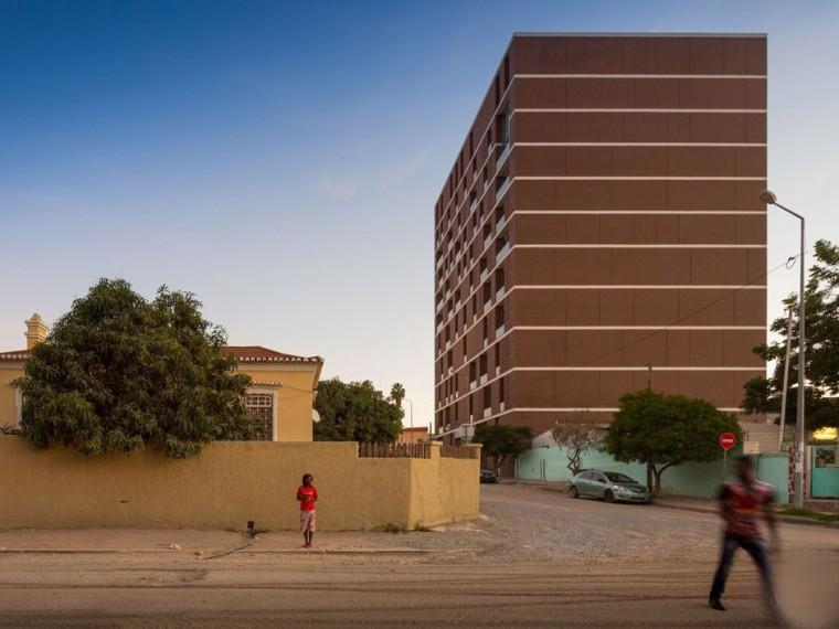 安哥拉城镇广场Lubango综合体中心