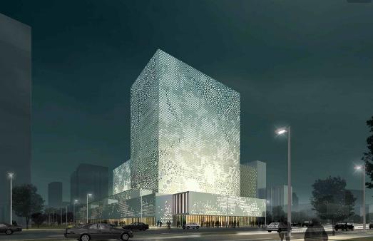 12层综合办公楼综合布线系统设计方案
