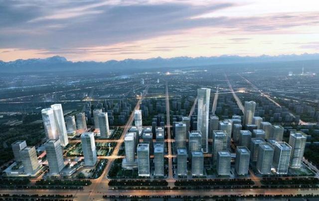 高科技器材+智慧图纸+自主研发技术!山东第一高楼刷新你的认知