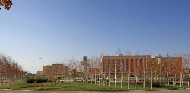 新疆昌吉州文化中心-2