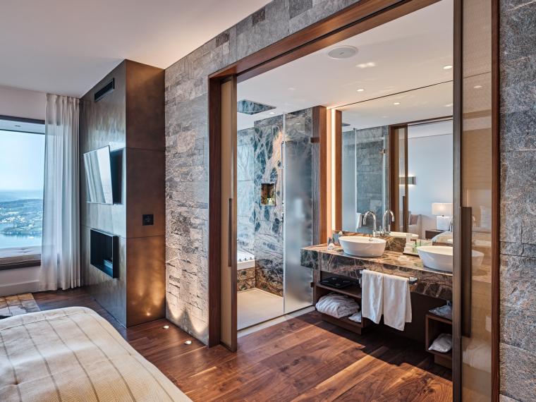 瑞士布尔根施托克酒店-Zimmer2-Roger_Frei