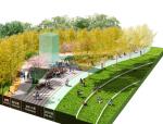 [上海] 南站绿轴景观方案设计(PDF+70页