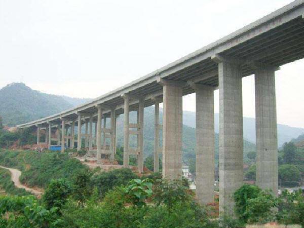 施工桥梁时涉及坐标计算的问题