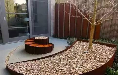 高逼格景观材料 · 耐候钢板