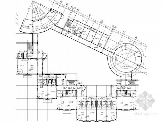 [安徽]多层幼儿园给排水及消防设计施工  图(热水系统 雨水系统)
