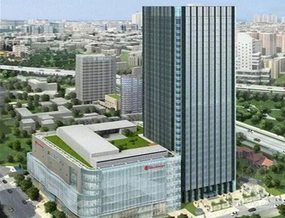 [上海]超高层地标性商业办公楼总承包施工管理方案