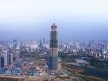 88层巨柱框架柱核心筒伸臂桁架结构商务综合体结构施工图(438米)