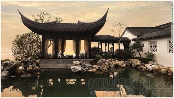 中式建筑2