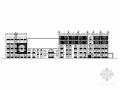 [深圳]五层欧洲城堡式幼儿园建筑施工图(含效果图)