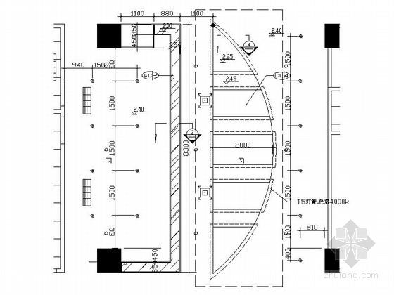 [浙江]人民医院综合楼室内装饰设计施工图(含实景)