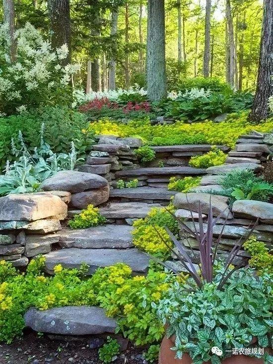 你的庄园里有这样的石元素创意景观吗?_14