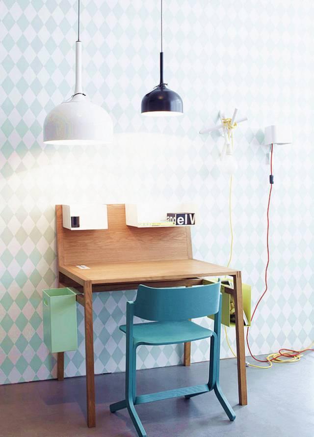 室内设计|N款工作间与书桌,看一眼就为之着迷!_15