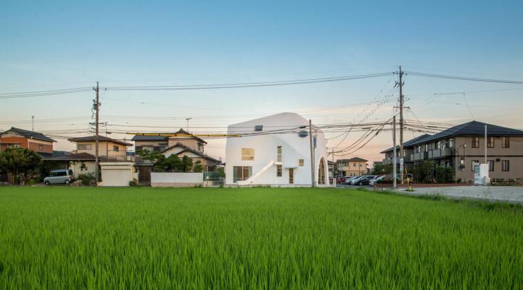 MAD在日本设计的四叶草之家幼儿园已经运营