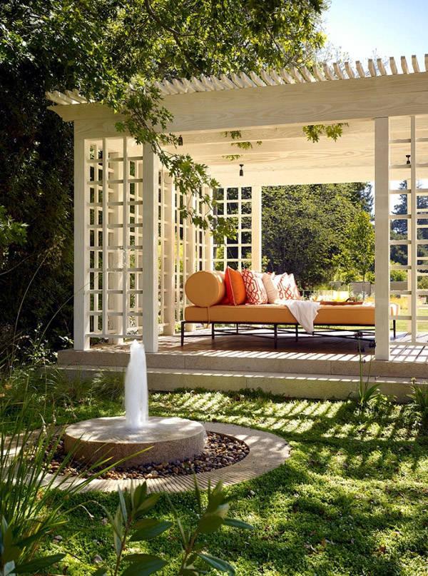 居住区与别墅庭院景观设计的差别_8