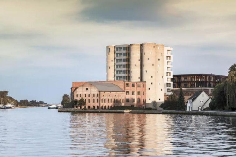 「筒仓公寓」Arjaan De Feyter的灵魂建筑