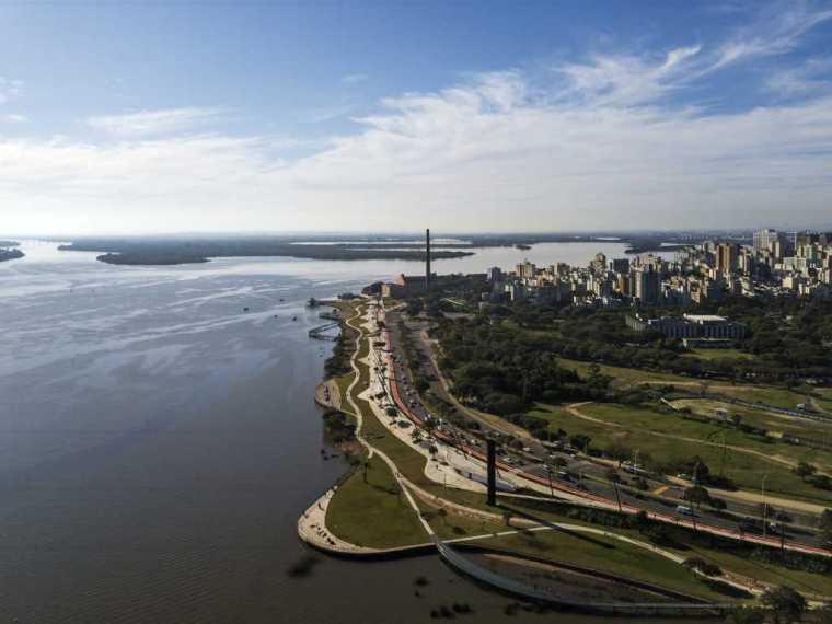 巴西阿雷格里港滨水公园-6