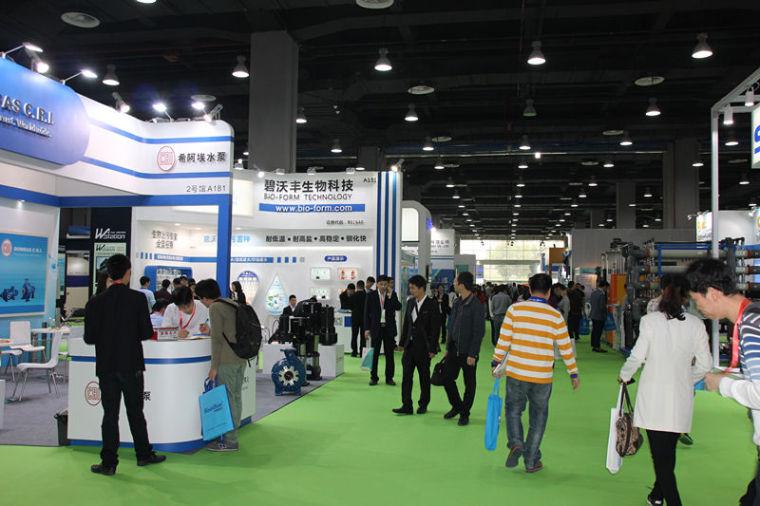 专家名企齐集广州国际水展,共谋水处理发展新方向