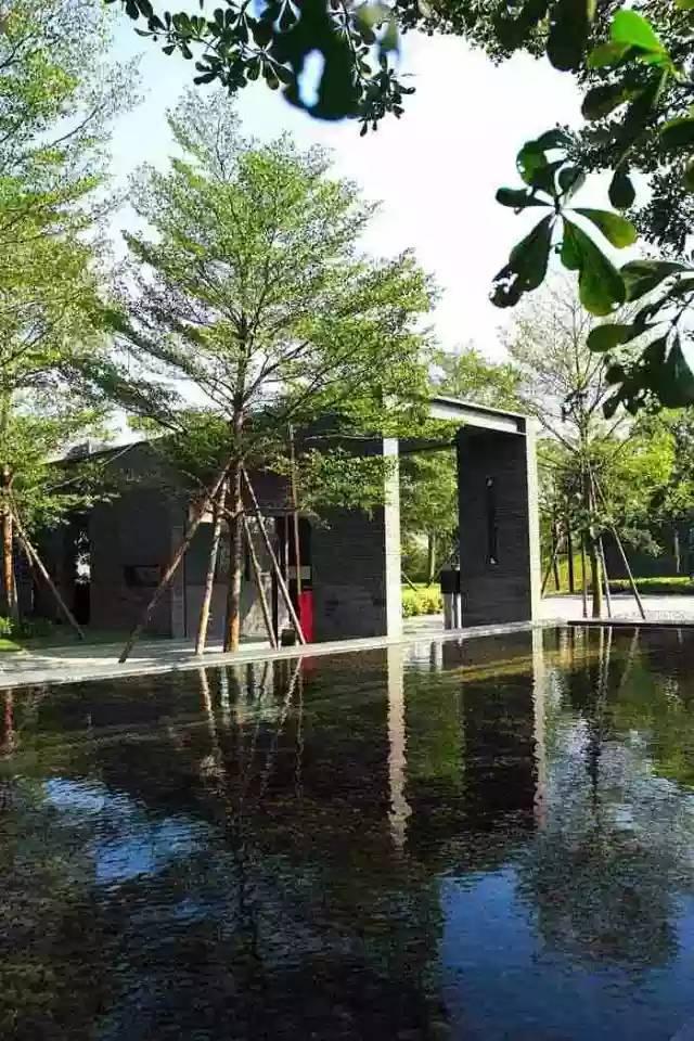 哪些园林可作为新中式景观的参考与借鉴?_101