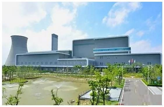 BIM应用案例之亚洲最大生活垃圾发电厂