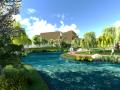 [河北]大学校园景观设计