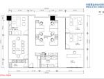 某金融公司办公空间室内设计方案