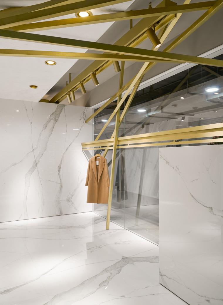 杭州ANDFOR服装品牌展厅-18