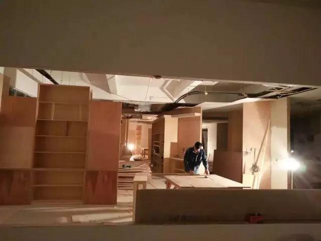 家装木工施工工艺流程(图解)