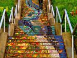 阶梯的浪漫与哀愁 全球最美的那些艺术阶梯