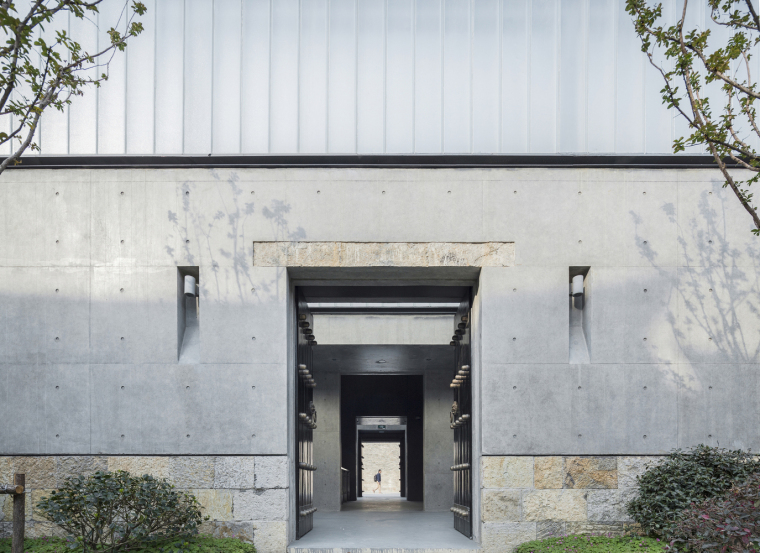 徐州现代语境表现的城墙博物馆外部实景图 (8)