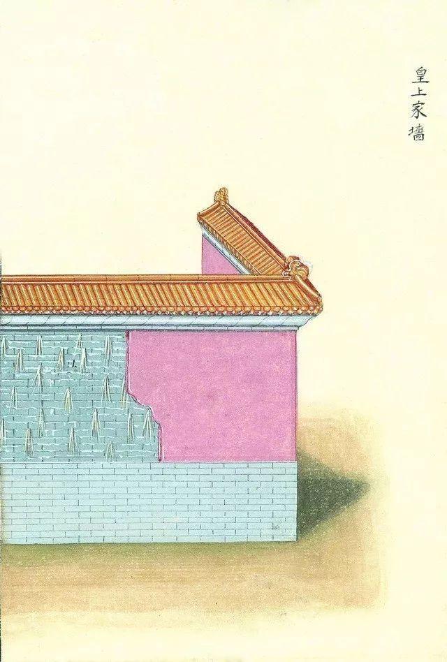 另一个视角:外国人画笔下的中式古典建筑_4