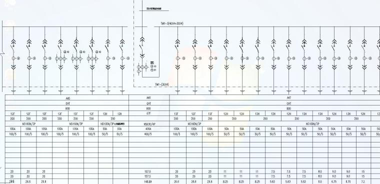 某高层住宅电气施工图