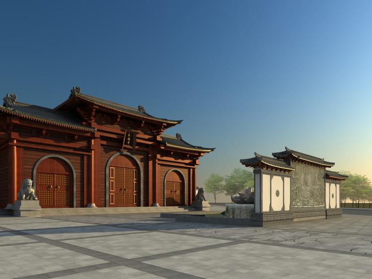 日式禅宗庭园结合禅宗美学设计案例——永福寺_8