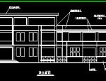 二层幼儿园设计含楼梯详图