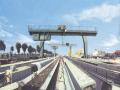 预应力桥面板的预制和吊装施工方案