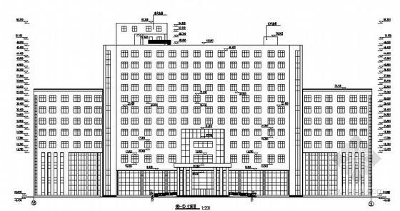 某五星酒店中央空调施工设计图纸
