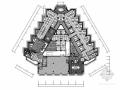 [四川]五星级旅游酒店餐厅装修设计CAD施工图(含效果)