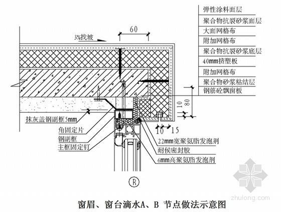 [河北]高层住宅建筑节能施工方案(聚苯乙烯泡沫板)