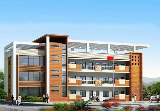 [毕业设计]湖北新建教学楼工程投标报价编制实例(2015年6月 159页)