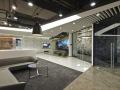企业办公室装修走进时尚国际化