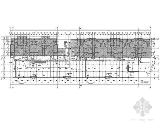 [山东]高层居民住宅建筑给排水施工图