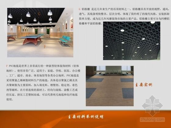 [江苏]现代简洁某银行改造工程投标设计方案材料示意图
