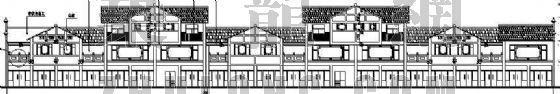某沿河商业楼建筑设计方案